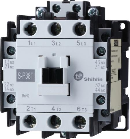 Manyetik kontaktör - Shihlin Electric Manyetik Kontaktör S-P38T