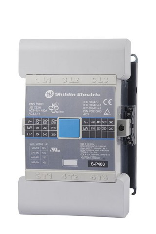 Contactor magnético - Contactor magnético Shihlin Electric S-P400