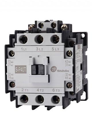 Contator Magnético - Shihlin Electric Contator Magnético S-P40T