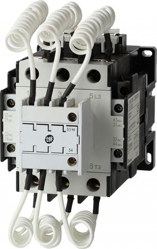Contator de capacitor - Shihlin Electric Contator Capacitor SC-P33