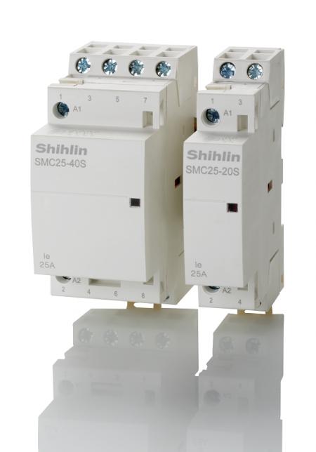 Модульный контактор - Shihlin Electric Модульный контактор
