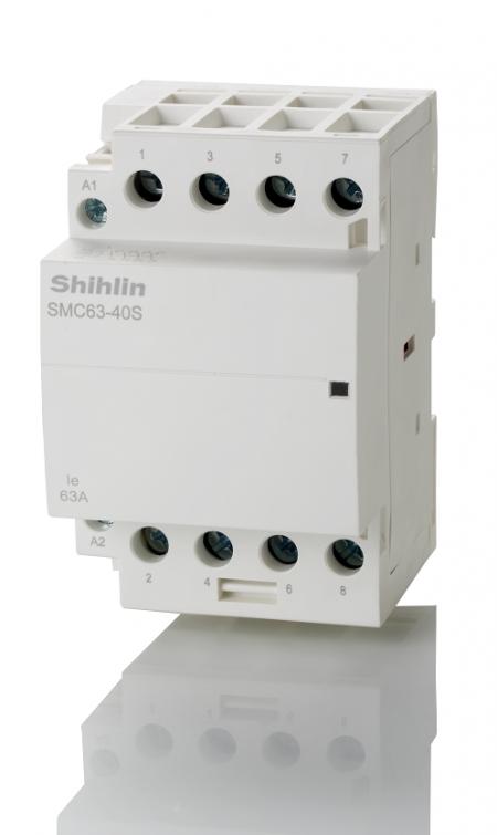 คอนแทคเตอร์แบบโมดูลาร์ - Shihlin Electric คอนแทคเตอร์แบบแยกส่วน SMC
