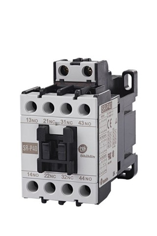 Magnetic Control Relays - Shihlin Electric Magnetic Control Relays SR-P40