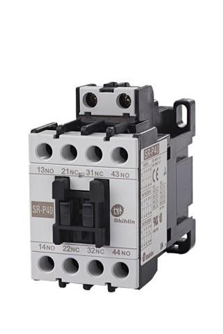 مرحلات التحكم المغناطيسي - Shihlin Electric مرحلات التحكم المغناطيسي SR-P40