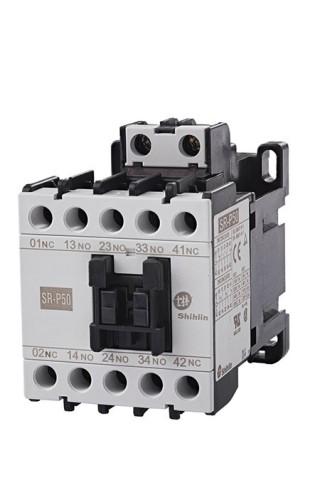 مرحلات التحكم المغناطيسي - Shihlin Electric مرحلات التحكم المغناطيسي SR-P50