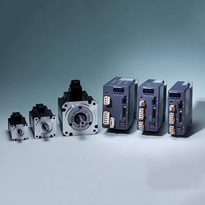 Pengemudi & Motor Servo AC Otomatisasi Pabrik - Driver & Motor Servo AC