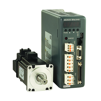 SDA - Tipo Econômico - Shihlin Electric AC Servo Driver SDA