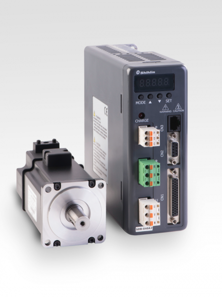 SDB - Tipo Econômico - Shihlin Electric AC Servo Driver SDB