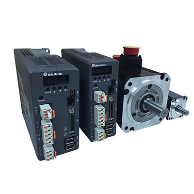 SDH - Gelişmiş tip - Shihlin Electric AC Servo Sürücü SDH