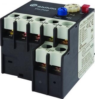 Relé de sobrecarga térmica - Shihlin Electric Relé de sobrecarga térmica TH-P09
