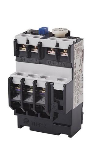 Relé de sobrecarga térmica - Shihlin Electric Relé de sobrecarga térmica TH-P12