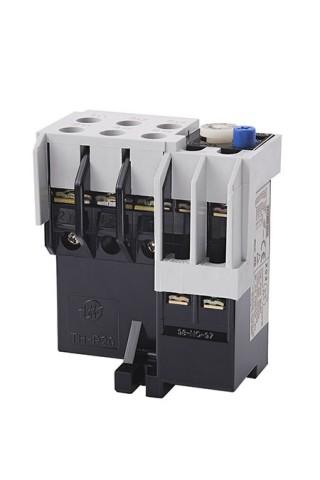 Relé de sobrecarga térmica - Shihlin Electric Relé de sobrecarga térmica TH-P20
