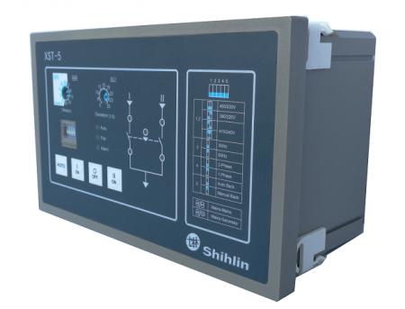 وحدة تحكم فئة الكمبيوتر بمفتاح التحويل التلقائي - Shihlin Electric جهاز تحكم ATS فئة الكمبيوتر
