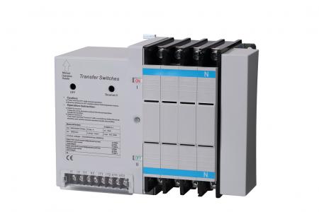 Otomatik Transfer Anahtarı PC Sınıfı - Shihlin Electric PC sınıfı ATS