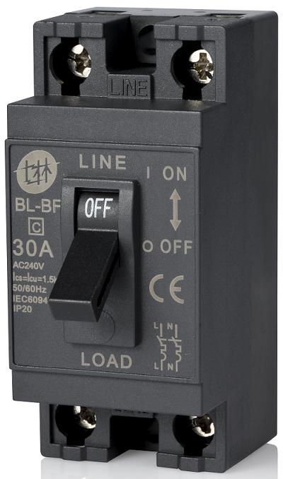 Cầu dao an toàn - Shihlin Electric Cầu dao an toàn BL-BF C