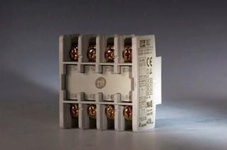 Yardımcı kontak - Shihlin Electric Manyetik Kontaktör Yardımcı Kontak