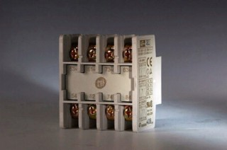 Kontak bantu - Shihlin Electric Kontak Bantu Kontaktor Magnetik