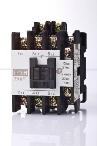 Ağır Hizmet Tipi Manyetik Kontaktör - Shihlin Electric Ağır Hizmet Tipi Manyetik Kontaktör
