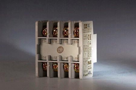 Shihlin Electric Kontak Bantu Kontaktor Magnetik