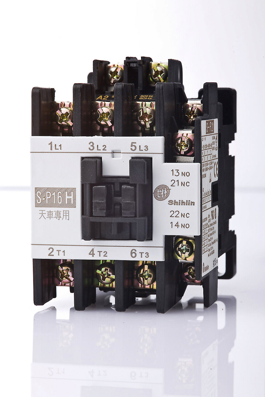 Shihlin Electric Ağır Hizmet Tipi Manyetik Kontaktör
