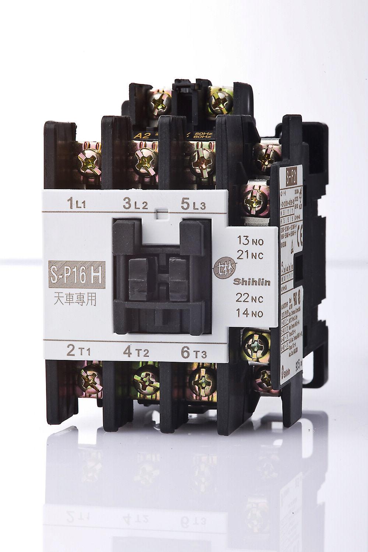 Shihlin Electric Kontaktor Magnetik Tugas Berat