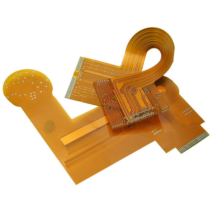 Flexible Printed Circuit (F.P.C.) - Multiple shapes FPC