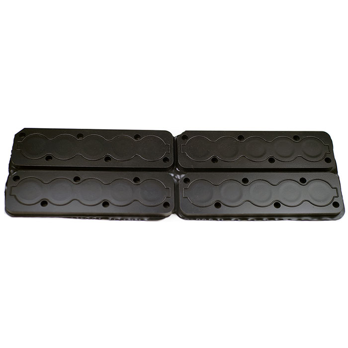 Multipurpose Silicone Keypad - Implement Silicone Rubber Keypad