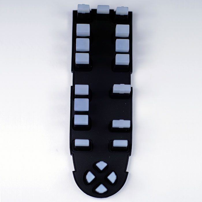 Automobile Silicone  buttons - Auto Silicone Rubber Keypad