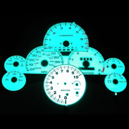 Voiture      Électroluminescence - Utilisation automobile      Électroluminescence,      Électroluminescence a des multicolores, comme le bleu, le vert, le blanc etc…