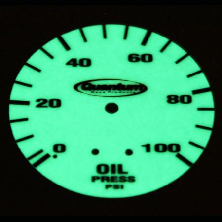Bränslemätare El Panel