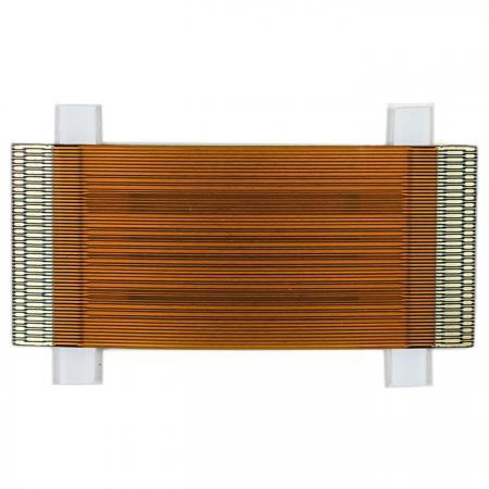 PASO 0.1 mm / ESPACIO 0.08 mm      Circuitos impresos flexible