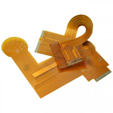 Circuito Impresso Flexível (FPC) - Múltiplas formas FPC