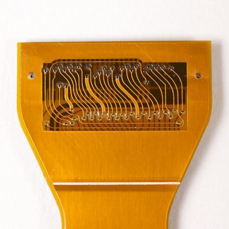 4 Schichten      Flexible leiterplatten - 4 Schichten FPC.