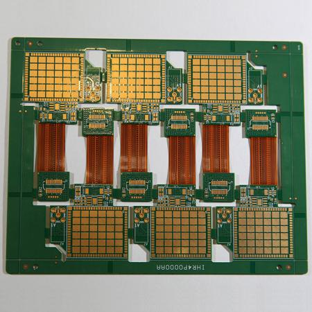 PCB assembled FPC - Maximum 24 layers , SMT provided