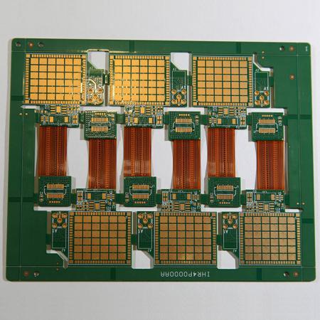 PCBで組み立てられたFPC