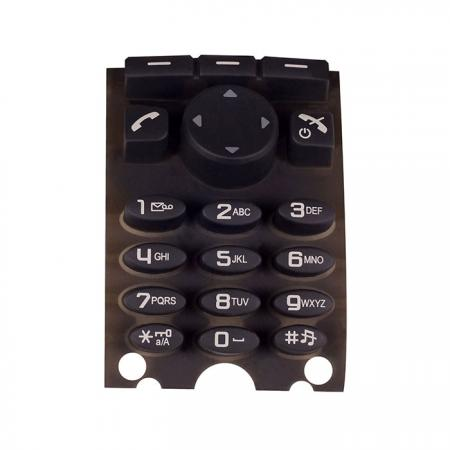 Mobile Silicone Rubber - Telephone Silicone Rubber Keypad