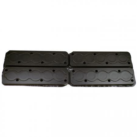 Teclado de silicona multiusos - Implementar teclado de caucho de silicona
