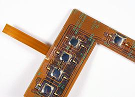 Circuitos impresos flexible