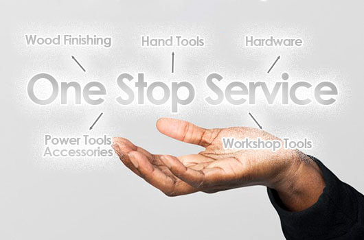 Fortune provides one-stop purchase service.