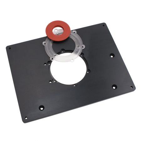 Premium Aluminum Router Plate - Aluminum Router Plate