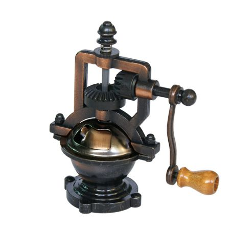 Antique Style Copper Pepper Mill Mechanism Woodturning Kit - Antique Style Peppermill Kits