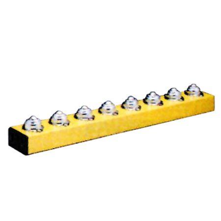 トランスファーローラーボールガイド長さ12インチ、5/8インチトランスファーボール8個 - RollerBallガイドを転送する