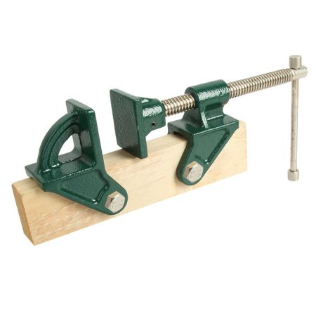 Heavy-Duty Bar Clamp Head Kit With Bolt Attached Clamping - Clamp Heads