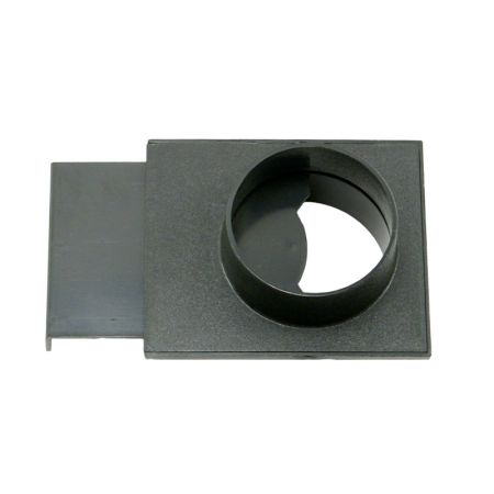 4-Inch Blast Gate For Vacuum / Dust Collector Fittings - Blast Gate