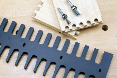 Woodworking Tools - Dovetail Jigs and Accessories