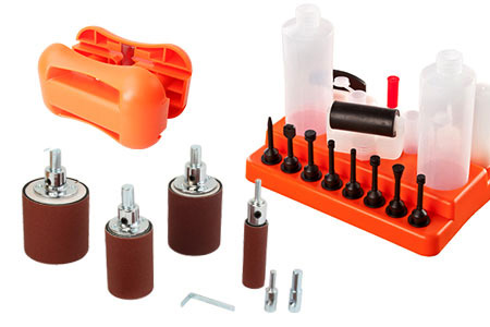 Woodworking Finishing Tools and Accessories