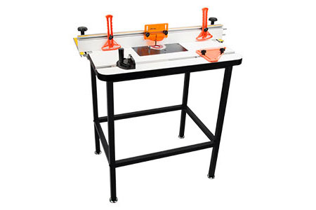 Woodworking Tools - Router Table System and Accessories