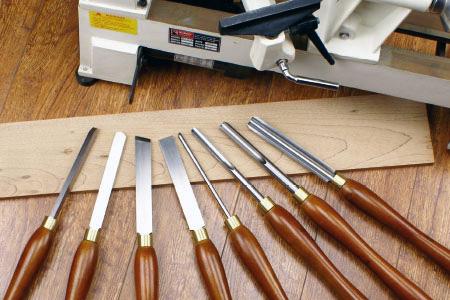 Инструменты для деревообработки - инструменты и принадлежности для токарной обработки древесины