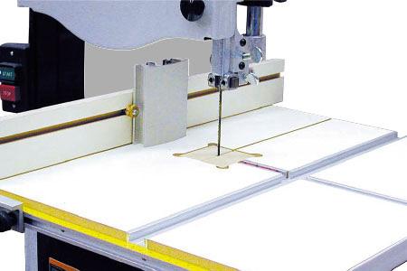 Woodworking Tools - Band Saw Accessories