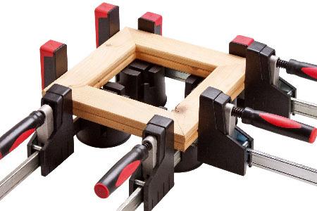 クランプ&バイス - 木工ツール-クランプとバイス